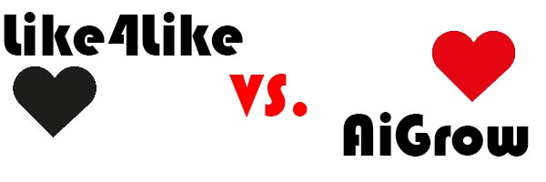 Like4Like vs. AiGrow – Which App Is Better for More Likes on Instagram?